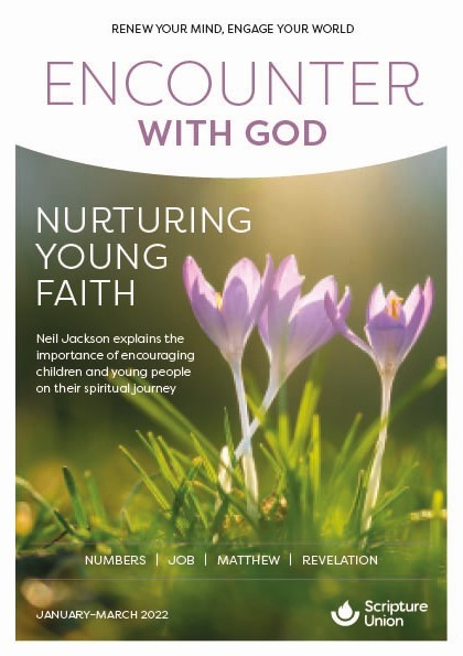Encounter with God January-March 2022 (Paperback)
