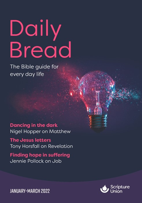 Daily Bread Large Print January-March 2022 (Paperback)