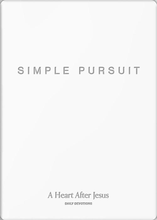 Simple Pursuit (Imitation Leather)