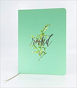 The Grove Journal, Rooted (Green) (Hard Cover)