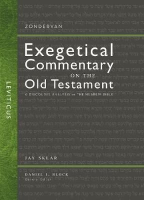 Zondervan Exegetical Commentary: Leviticus (Hard Cover)