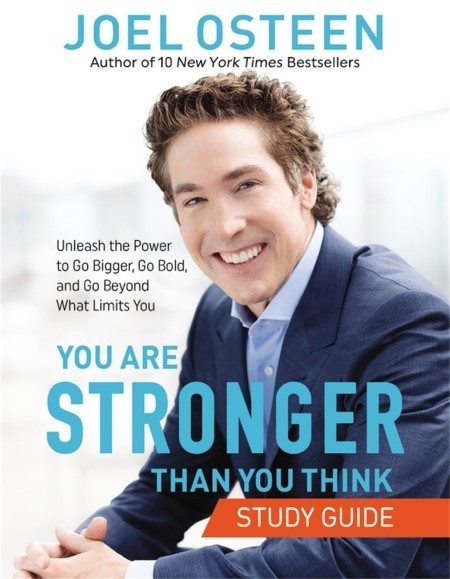 You Are Stronger Than You Think Study Guide (Paperback)