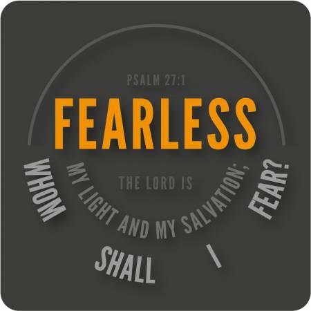 Fearless Coaster (General Merchandise)