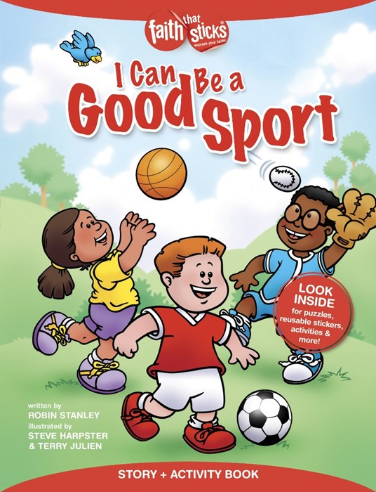 I Can Be A Good Sport (Paperback)