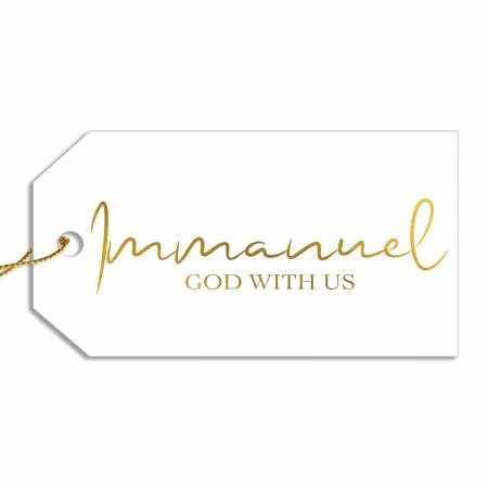 Immanuel Gift Tags (General Merchandise)