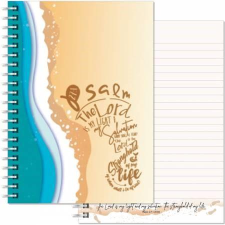 Beach A5 Notebook (Paperback)
