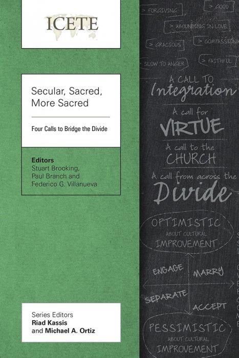Secular, Sacred, More Sacred (Paperback)