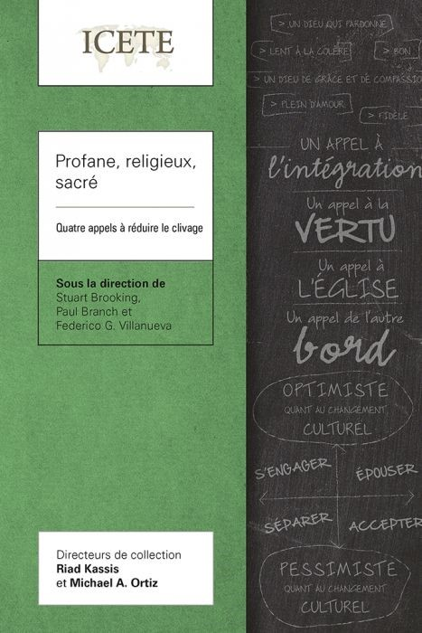 Profane, religieux, sacré (Paperback)