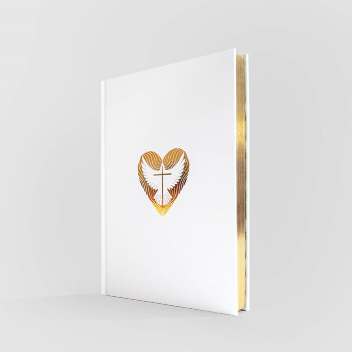 Trinity Illustrated Journal (Hard Cover)