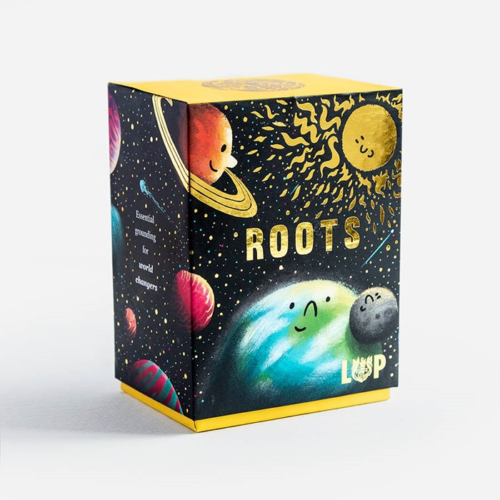 Roots Illustrated Bible Cards (General Merchandise)