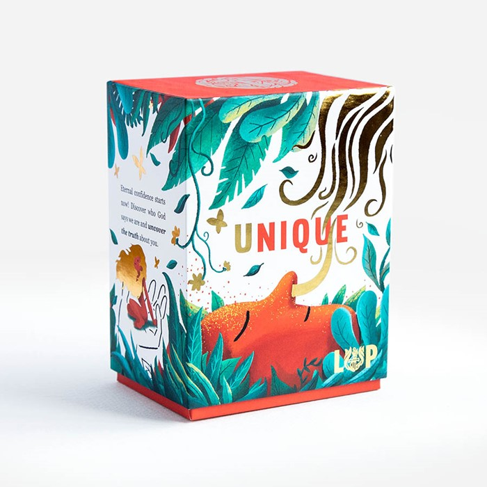 Unique Illustrated Bible Cards (General Merchandise)