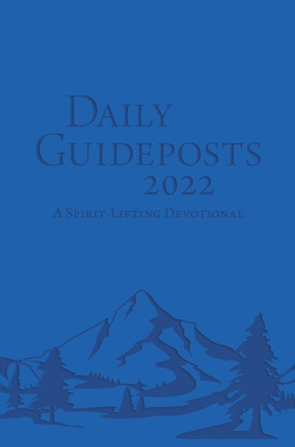 Daily Guidepost 2022 (Imitation Leather)