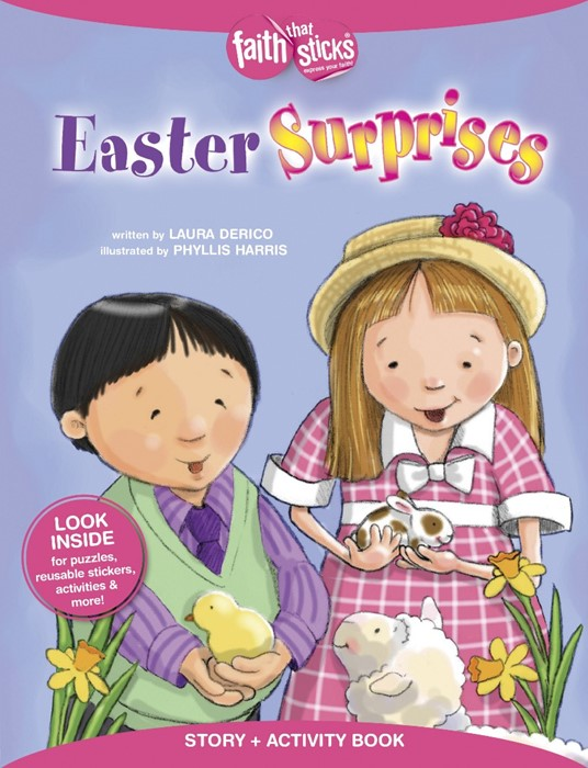 Easter Surprises (Paperback)