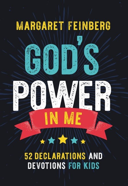 God's Power in Me (Hard Cover)