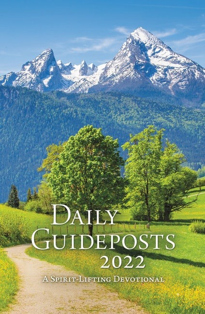 Daily Guideposts 2022 (Hard Cover)