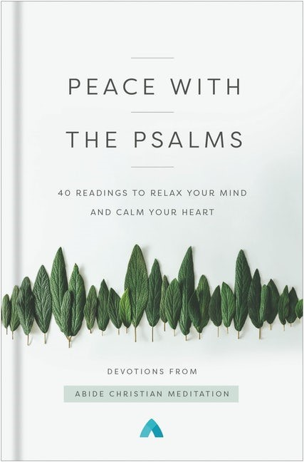 Peace with the Psalms (Hard Cover)