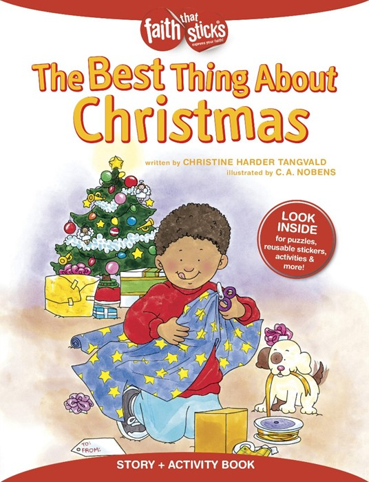 The Best Thing About Christmas (Paperback)