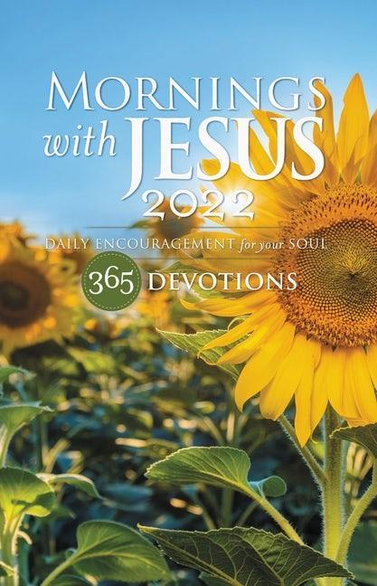Mornings with Jesus 2022 (Paperback)