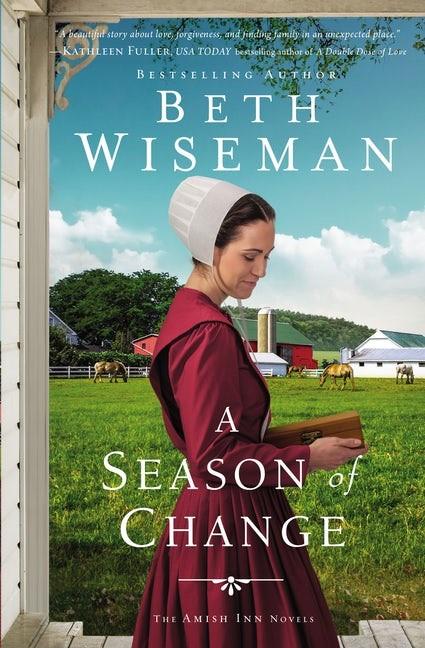 Season of Change, A (Paperback)