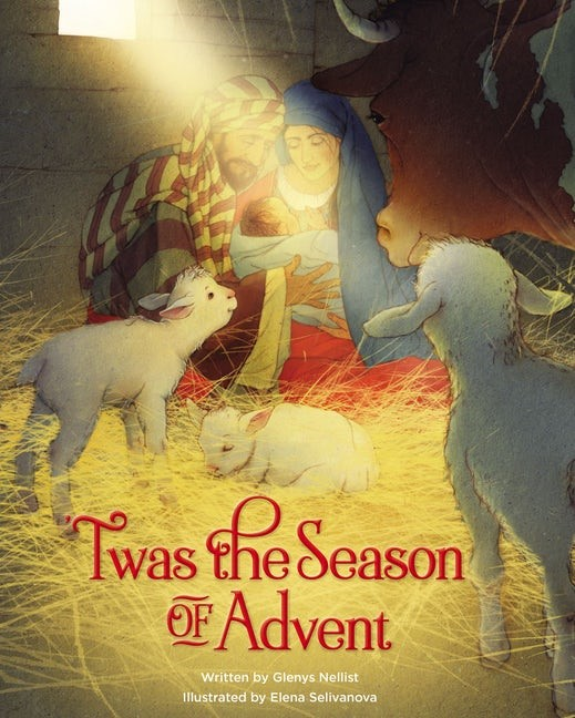 'Twas the Season of Advent (Hard Cover)