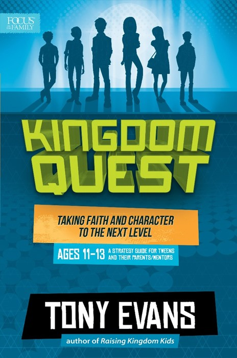 Kingdom Quest: A Strategy Guide For Tweens And Their Parents (Paperback)