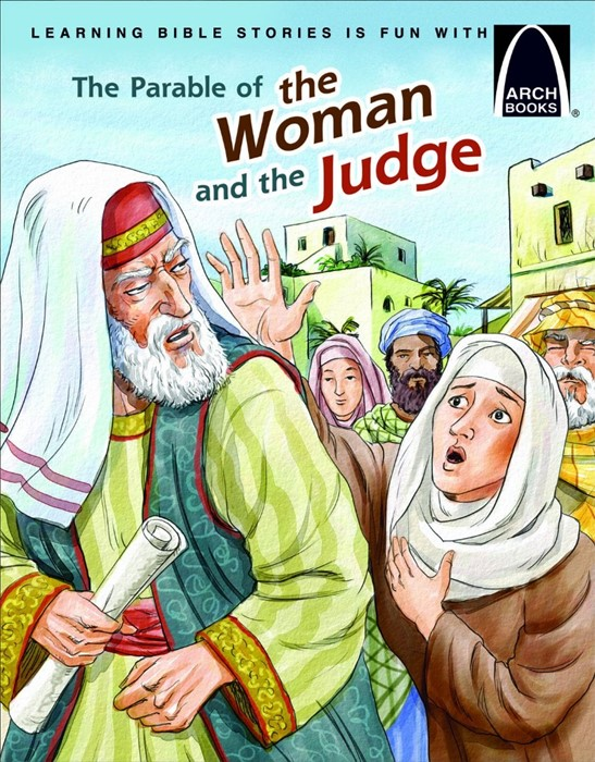 Parable of the Woman and the Jude, The (Arch Books) (Paperback)