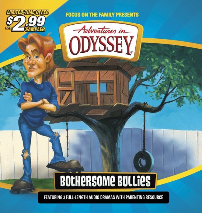 Aio Sampler: Bothersome Bullies (CD-Audio)