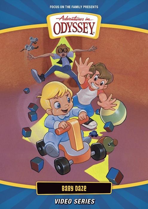 Baby Daze  DVD (DVD)