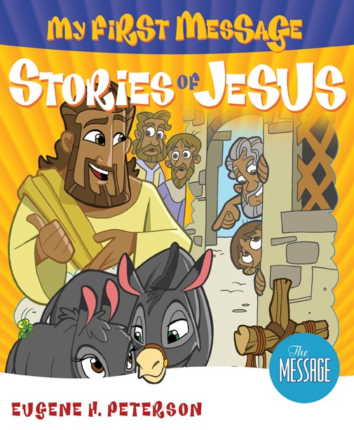 My First Message: Stories Of Jesus (Paperback)
