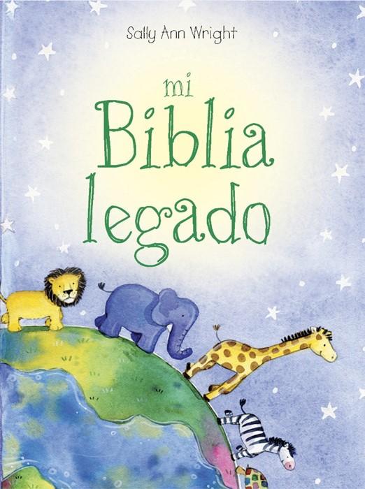 Mi Biblia Legado (Hard Cover)