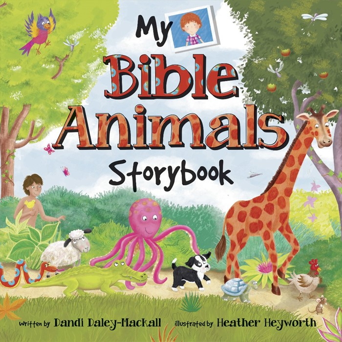 My Bible Animals Storybook (Hard Cover)