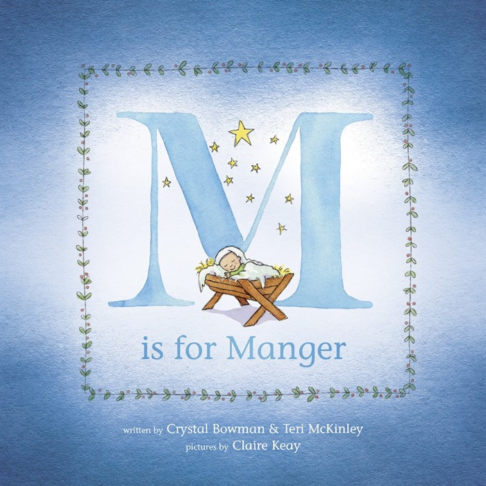 M Is For Manger (Hard Cover)