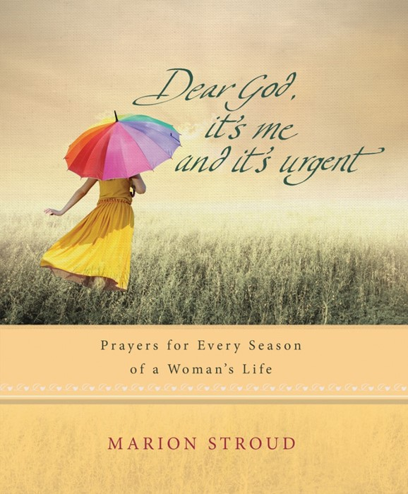 Dear God, It's Me And It's Urgent (Hard Cover)