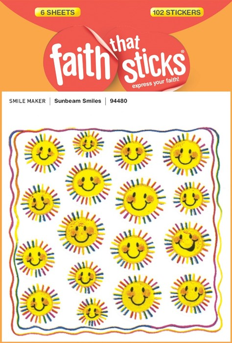 Sunbeam Smiles (Stickers)