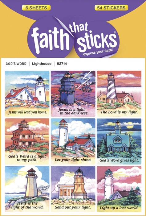 Lighthouse (Stickers)