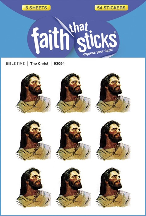 The Christ (Stickers)