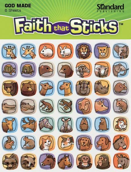 Ark Animals Micro-Mini (Stickers)