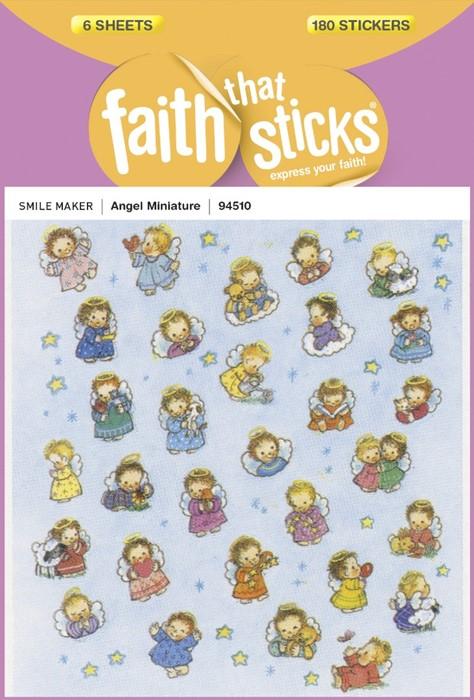 Angel Miniature (Stickers)
