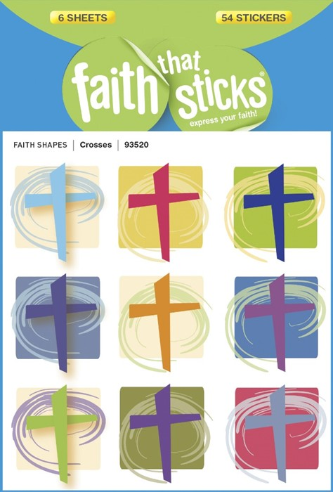 Crosses (Stickers)