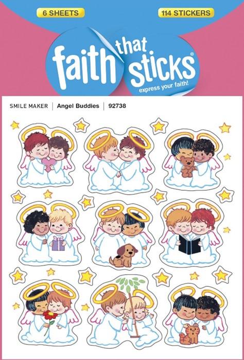 Angel Buddies (Stickers)