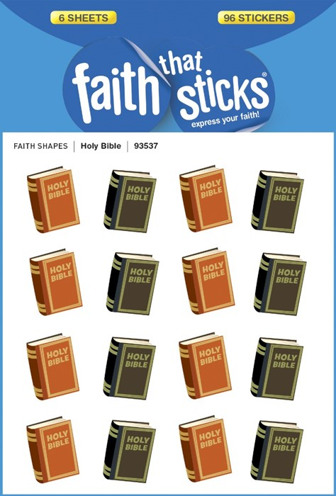 Holy Bible (Stickers)