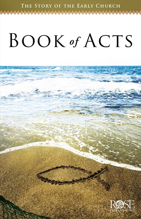 Book Of Acts (Pamphlet)