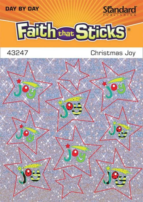 Christmas Joy (Stickers)