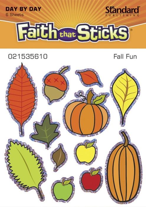 Fall Fun (Stickers)