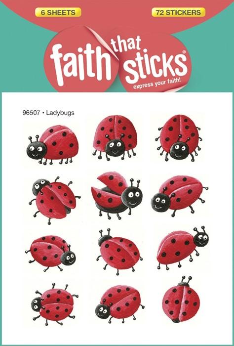 Ladybugs (Stickers)