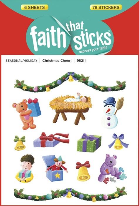 Christmas Cheer! (Stickers)