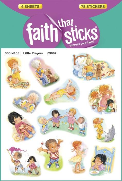 Little Prayers (Stickers)