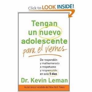 Tengan Un Nuevo Adolescente Para El Viernes (Paperback)
