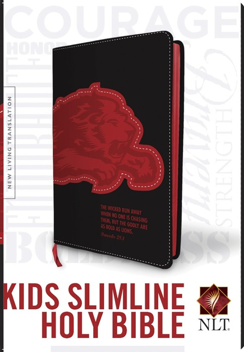 NLT Kids Slimline Bible (Imitation Leather)