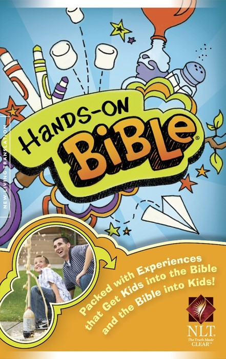NLT Hands-On Bible (Paperback)